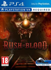 اجاره بازی Until Dawn: Rush of Blood